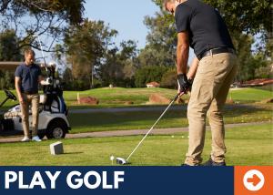 Play Golf button